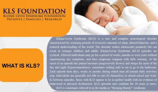 KLS Foundation Leaflet